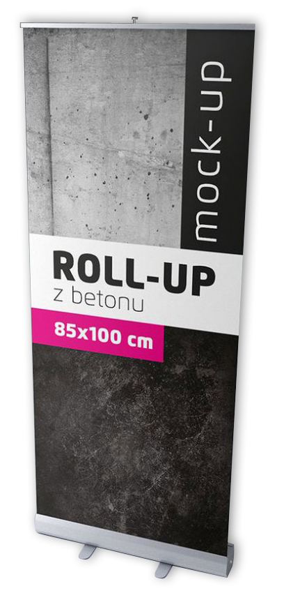 Banner Roll Up 85×200