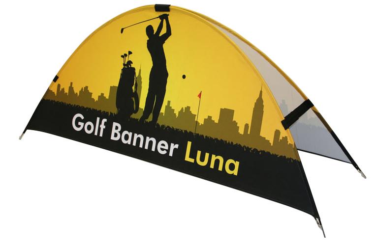 Banner Golf Luna