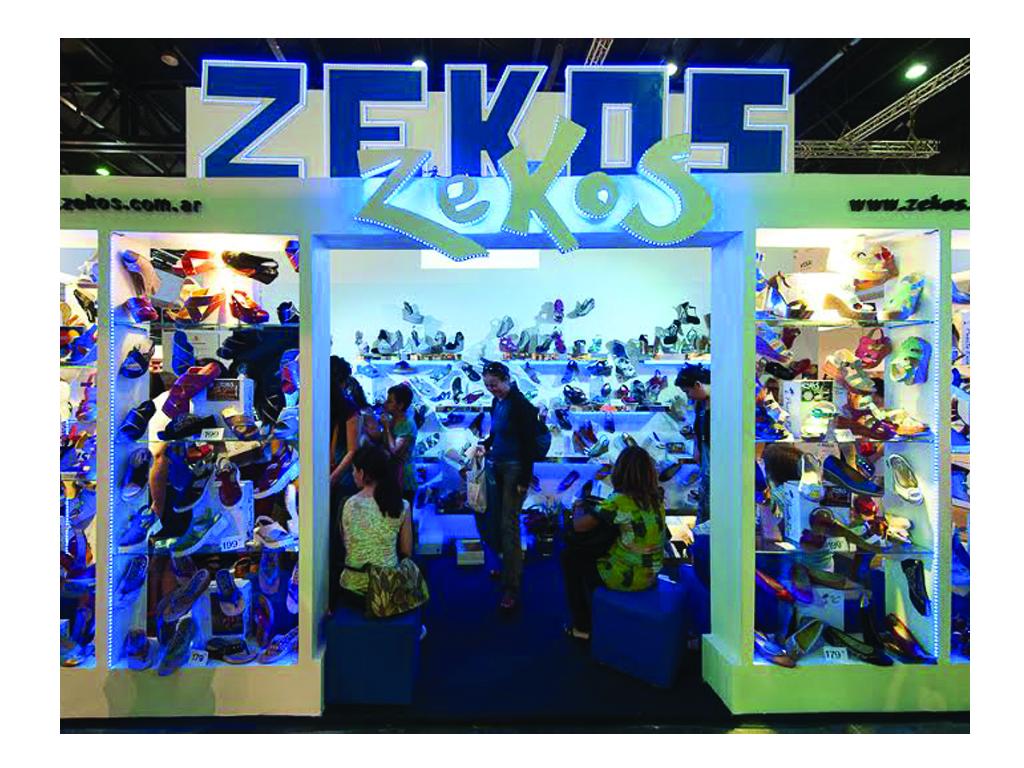 Zekos participa de la Feria de las Naciones desde el año 1980