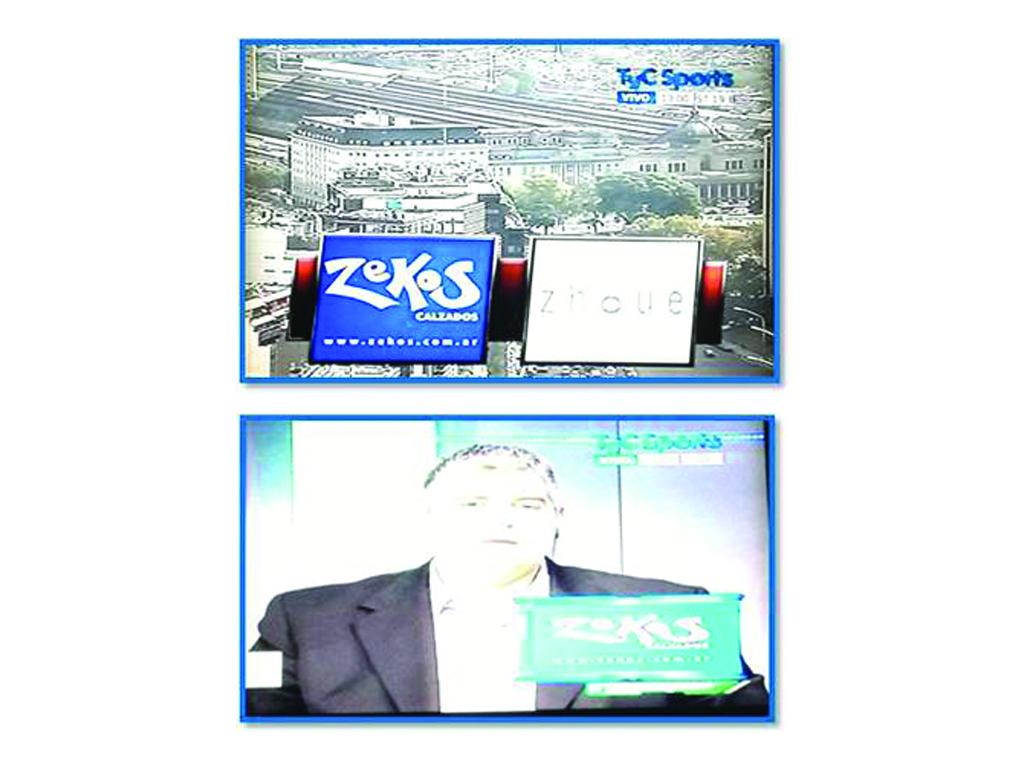 Publicidad en TV, TyC sports
